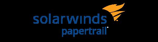 Logo Solarwind papertrail