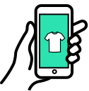 Icon Mobile optimisation online shop