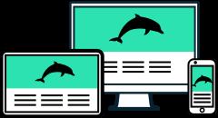Icon Responsive Websites