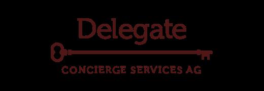 Logo Delegate Concierge Services AG
