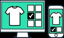 Icon Produkt-Konfiguratoren