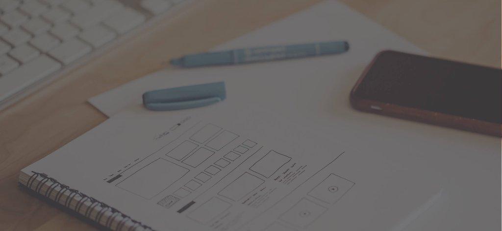 Headerbild Dienstleistung Design und User Experience