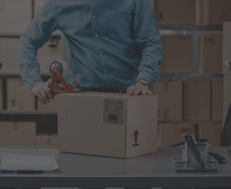 Headerbild Dienstleistung E-Commerce Lösungen